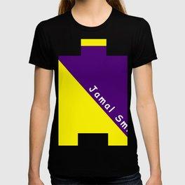 Ninja Yellow and Purple T-shirt