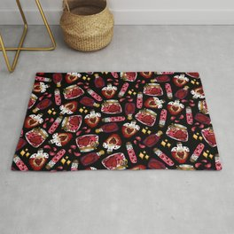 Witchy Love Potion III Rug