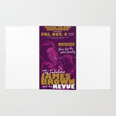 James Brown Rug