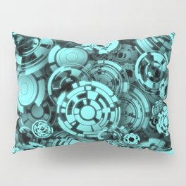 alien mechanism Pillow Sham