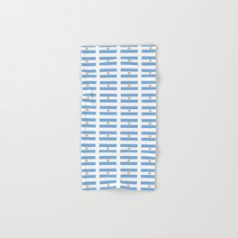 Flag of argentina 2 -Argentine,Argentinian,Argentino,Buenos Aires,cordoba,Tago, Borges. Hand & Bath Towel