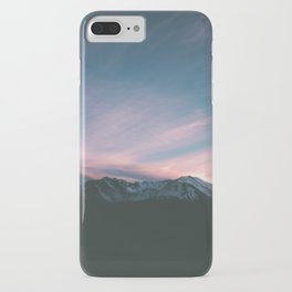 Mount Saint Helens III iPhone Case