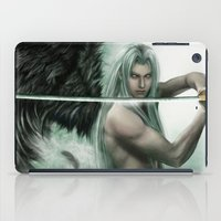 general iPad Cases featuring General Sephiroth by K.Koji
