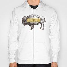 Wild & Free (Bison) Hoody