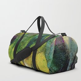 Abstract fall colors Duffle Bag