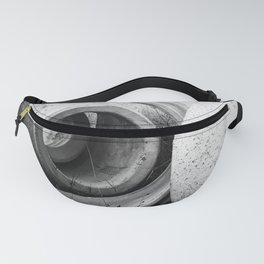 Soft lines, hard surface Fanny Pack