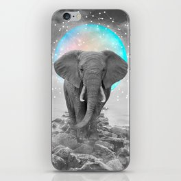 Strength & Courage iPhone Skin