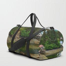 Seldovia Slough - Alaska Duffle Bag