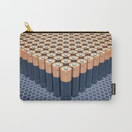Batteries Carry-All Pouch