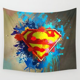Smallville Wall Tapestry