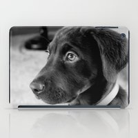 puppy iPad Cases featuring puppy by smittykitty