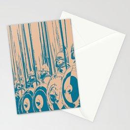 Macedonian Phalanx Stationery Cards