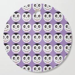 Dracula Dots Cutting Board