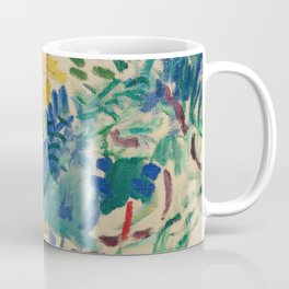 Landscape at Collioure - Henri Matisse - Exhibition Poster Coffee Mug