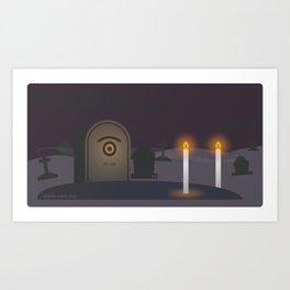 muerto[jo] Art Print