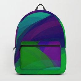 Carl's Colorful Circles Backpack