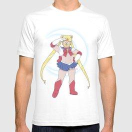 Sailor (Bear) Moon T-shirt