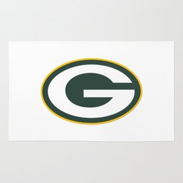 Packers Logo of Green Bay Rug