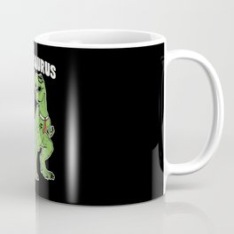 Papasaurus | Father's Day Dinosaur Kaffeebecher