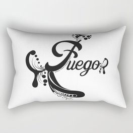 FUEGO / FIRE Rectangular Pillow