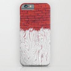 Bleached Brick Slim Case iPhone 6s
