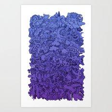 Night World Art Print