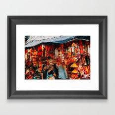 India [2] Framed Art Print