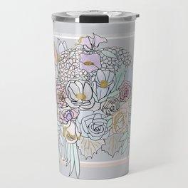 Bouquet 2 Travel Mug