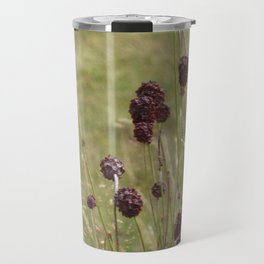 French Meadow Nature Travel Mug