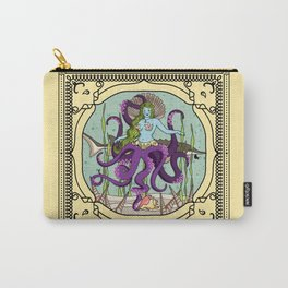 Octo Girl Carry-All Pouch