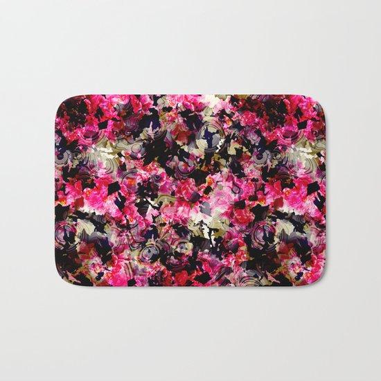 Fashion Textile Pattern Bath Mat