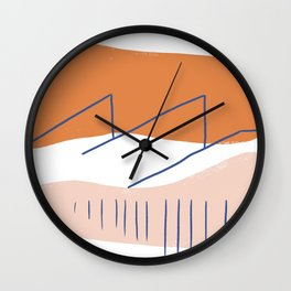 Turner Contemporary Wall Clock