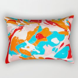 Twist and melt Rectangular Pillow