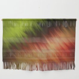 Natures Feathers Wall Hanging