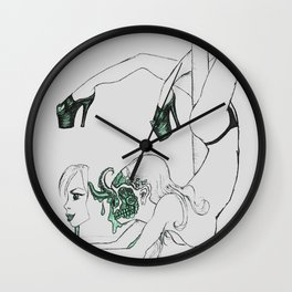 monday night Wall Clock