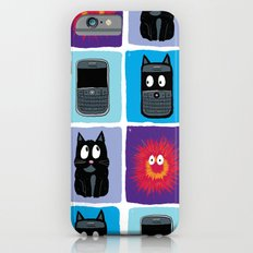 Don't Let Your BlackBerry Turn into Exploding Cats.  Slim Case iPhone 6s