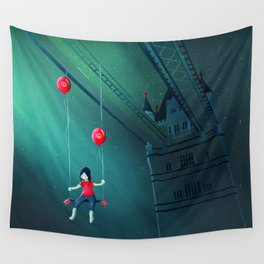 I had a Dream Wall Tapestry