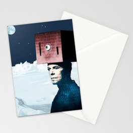 Life on Earth? - Tribute to David Bowie Stationery Cards