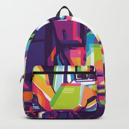Zeta Gundam Backpack