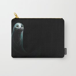 Young Seal Underwater Carry-All Pouch