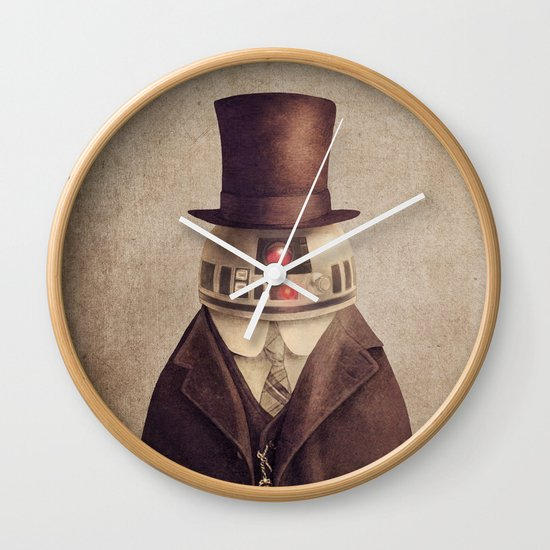 Duke R2 Wall Clock