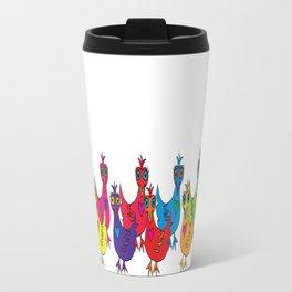 Happy Hens Travel Mug