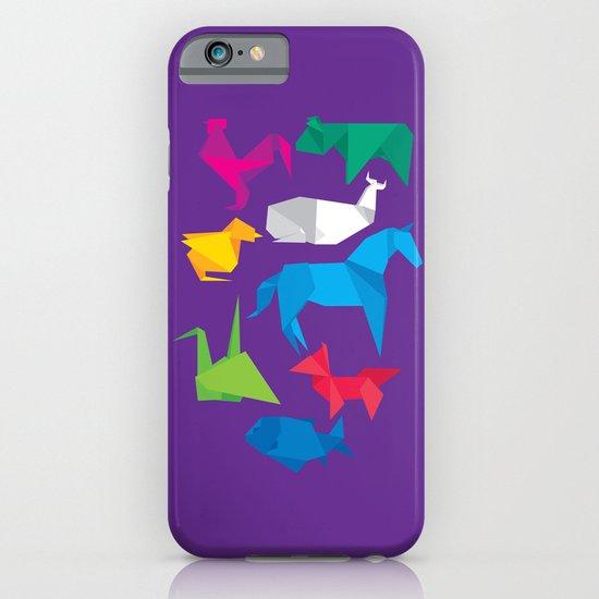 Origanimals iPhone & iPod Case