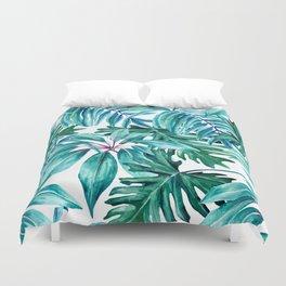 Tropical jungle II Duvet Cover