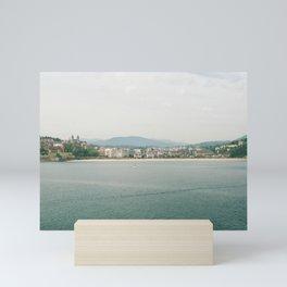 La Concha Beach, San Sebastian - Donostia-San, Spain III Mini Art Print