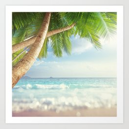 Soothing Calm Art Print