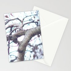 Neon Tree Stationery Cards