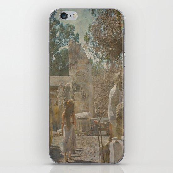 Art City #3 iPhone & iPod Skin
