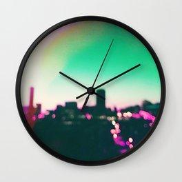 RVA - RG_Glitch Series Wall Clock