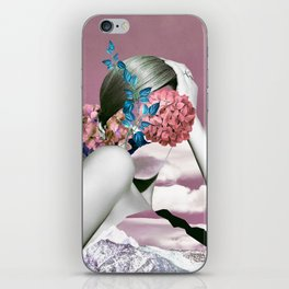 feel the nature iPhone Skin